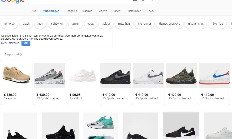 Haal meer uit jouw shop met Google Shoppable Ads.