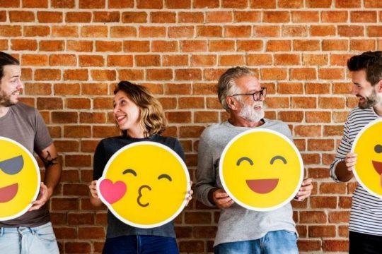 Creatieve social media campagnes met emojis in de hoofdrol