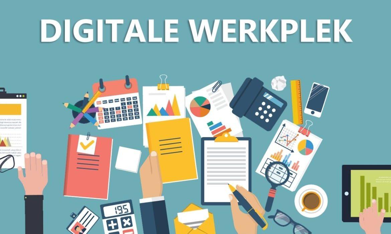 Digitale werkplek: dé 6 trends voor 2019